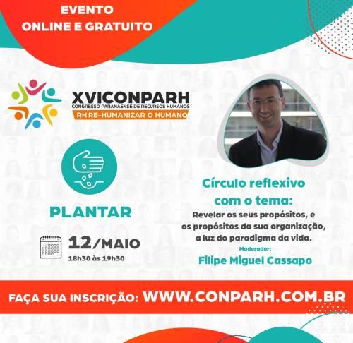 Primeiro encontro do CONPARH estimulará reflexões para  o alinhamento sustentável entre colaboradores e organizações